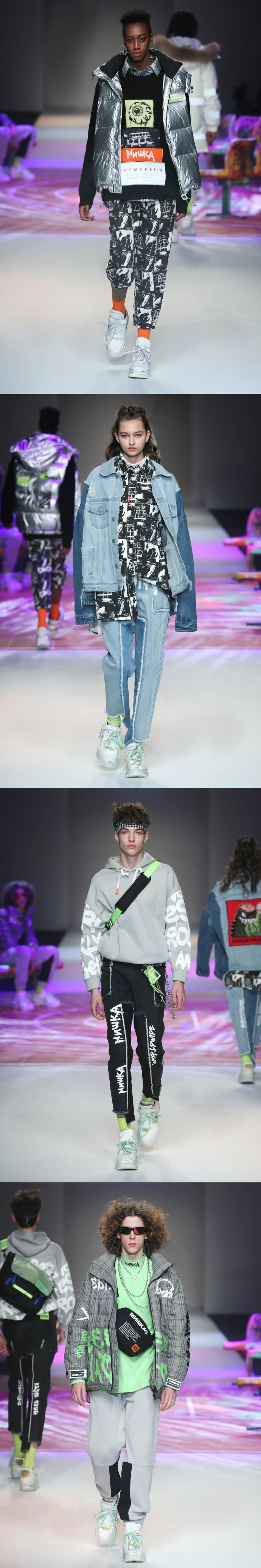 Mishka 上海ファッションウィーク Calquinto Co Ltd